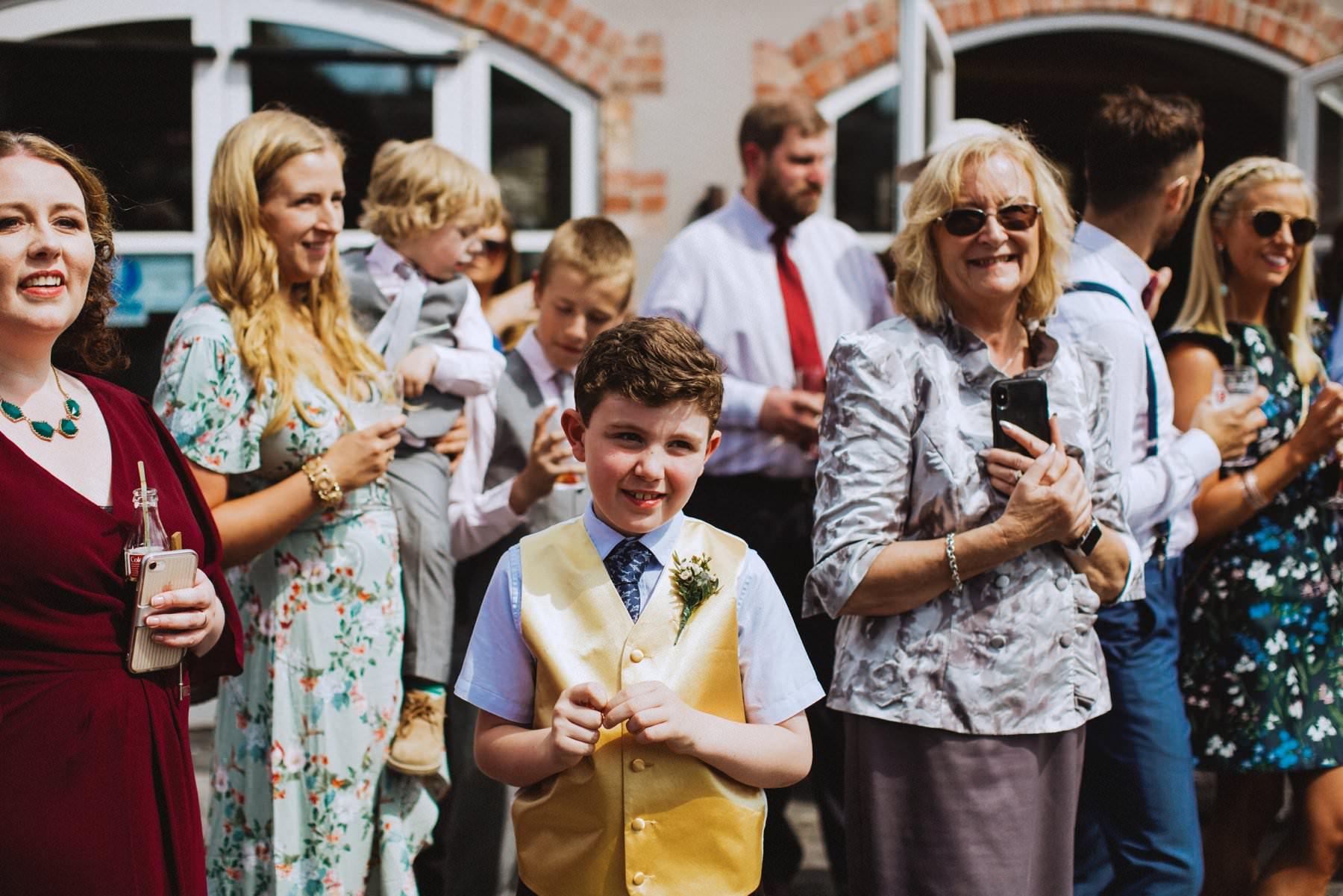 weddings with kids northern ireland