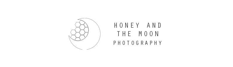 Honey and the Moon Photography logo